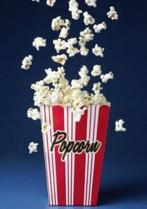 Le cinéma popcorn vs le livre